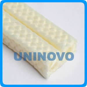 Arcylic/Pan fiber packing with PTFE
