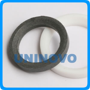 Graphited PTFE gasket