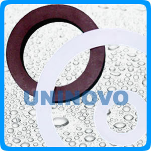PTFE gasket with glass fiber